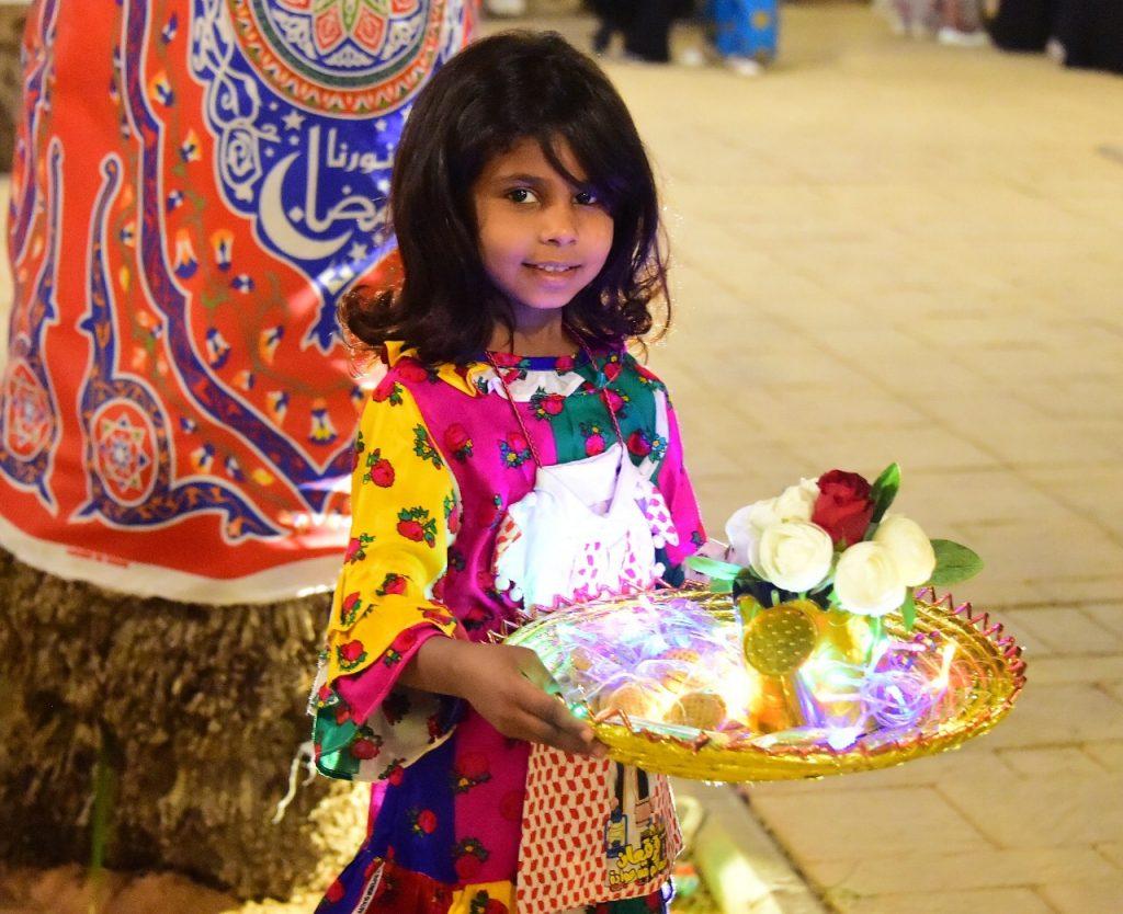 """مهرجان """" ليالي رمضان"""" في محافظة عنيزة يختتم فعالياته"""