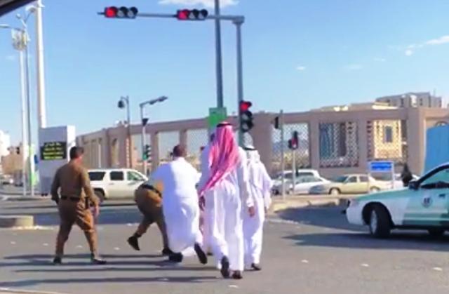 النائب العام يوجّه بالقبض على المعتدين على رجال الأمن بالمدينة المنورة