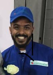علي قاسم يحصل على مساعد مهندس من المعهد العالي السعودي الياباني
