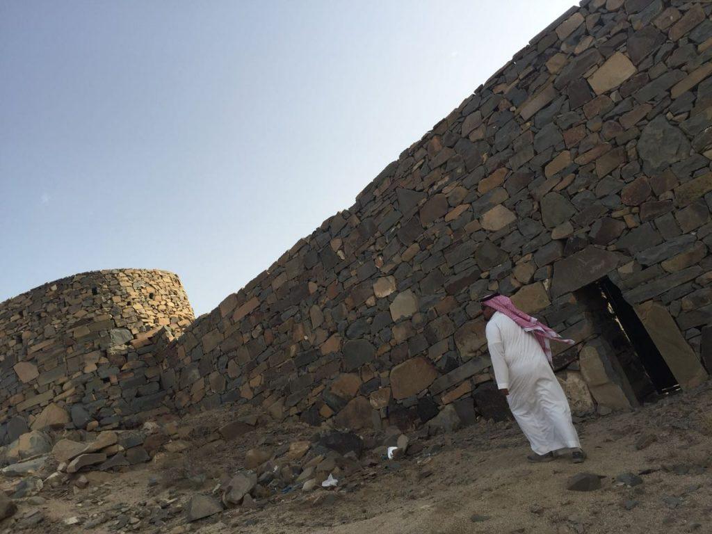 سعودية التراث تزور عروس المصائف مروراً بشبرا وجبره ومواقع عاصرت التاريخ