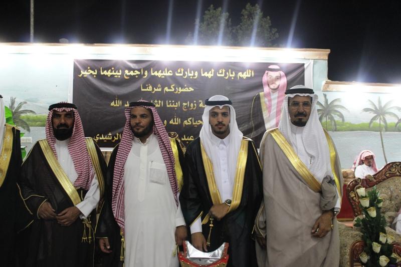 """بالصور..عابد العويمري يحتفل بزواج ابنه """"عبدالله"""""""