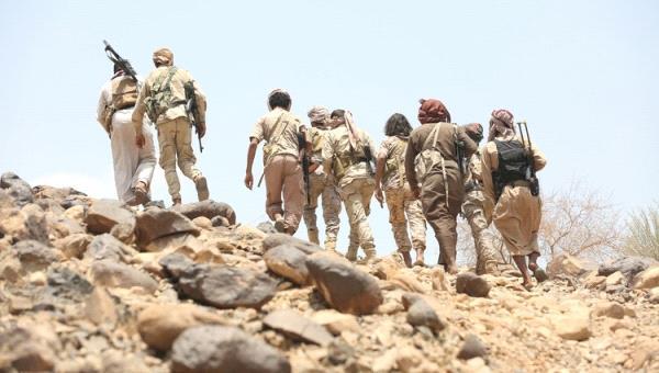 الجيش اليمني يعلن سيطرته على سلسلة جبال السابح في باقم شمال صعدة