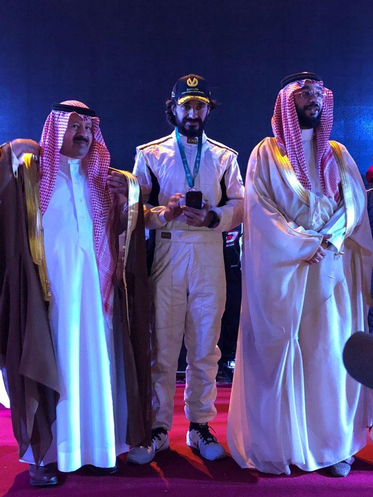 الجربا يحقق المركز الثاني للفئة المفتوحة لتسلق الهضبة بتحدي الباحة 2018