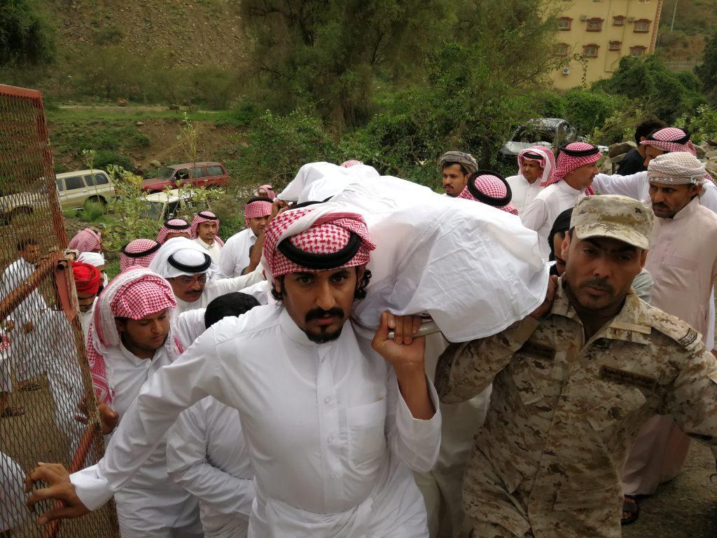 ذوو شهيد الواجب سلطان المالكي: مات مدافعًا عن وطنه.. ونحن فداء للدين والوطن