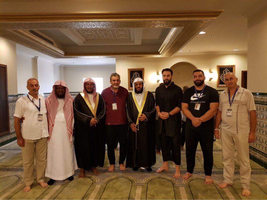 مفتي بلغراد: إستضافة المملكة للعلماء تعزز أواصر الأخوة الإسلامية