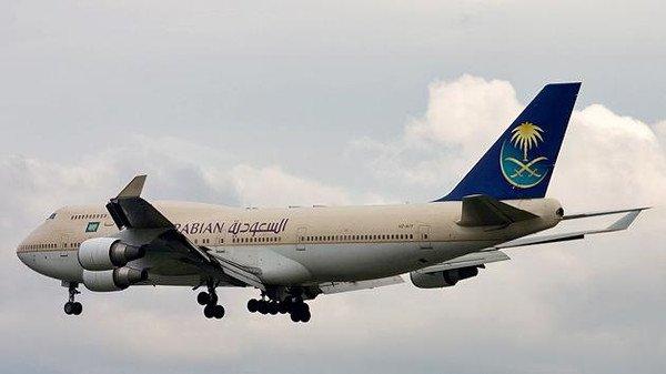 الخطوط الجوية السعودية تعلن الوقف الفوري لرحلاتها إلى كندا