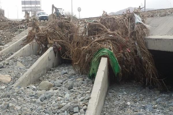 مواطنون متضررون من السيول الجارفة يناشدون أمير منطقة الباحة