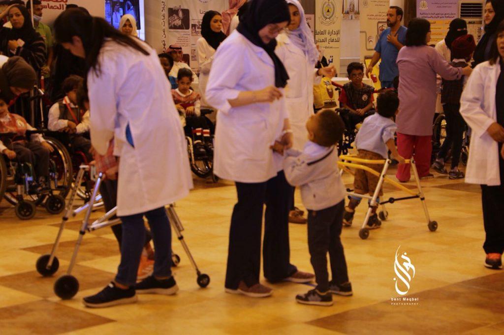 إدارة التاهيل بالشؤون الصحية بجدة ترعى الأطفال ذوي القدرات الفائقة