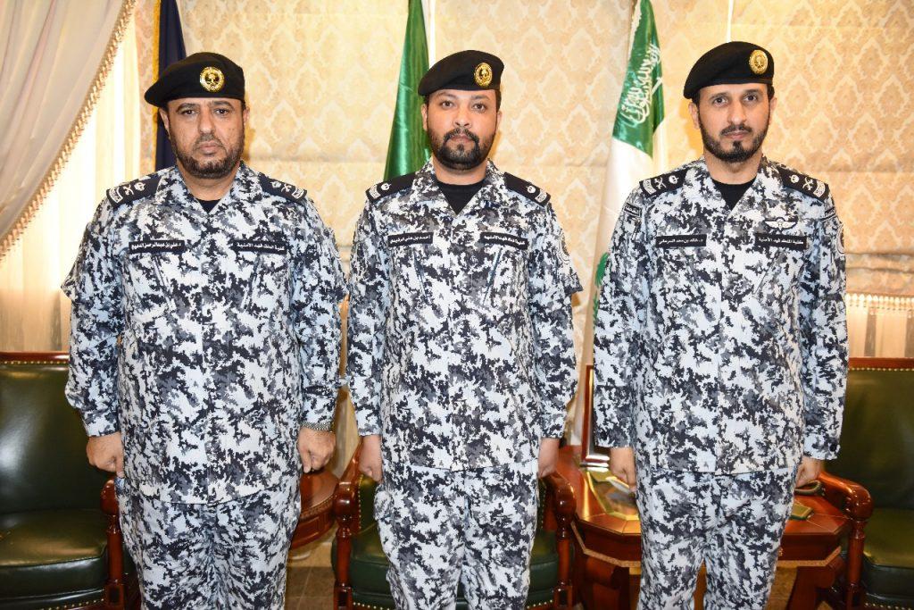 أحمد الرشيدي إلى رتبة رائد بكلية الملك فهد الأمنية
