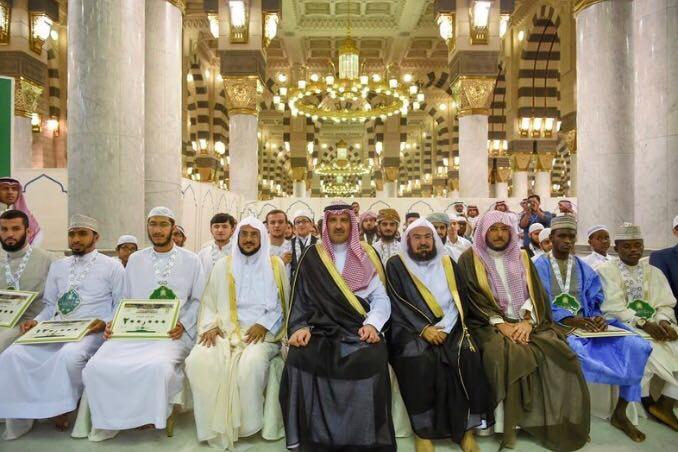 أمير المدينة: خادم الحرمين سخّر جميع الإمكانيات لخدمة القرآن الكريم وأهله