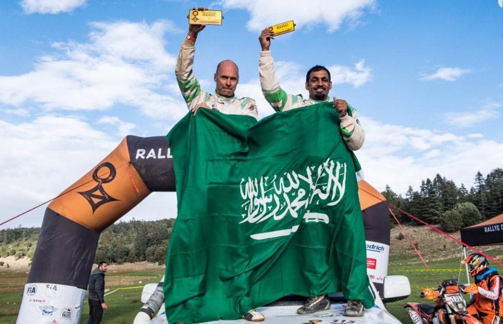 الشقاوي بطل العالم للراليات الصحراويةT2