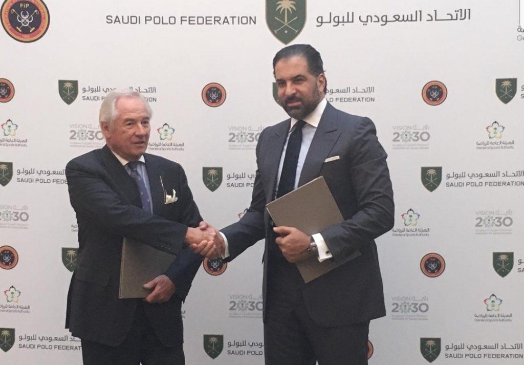 البولو السعودية تنضم رسمياً للاتحاد الدولي