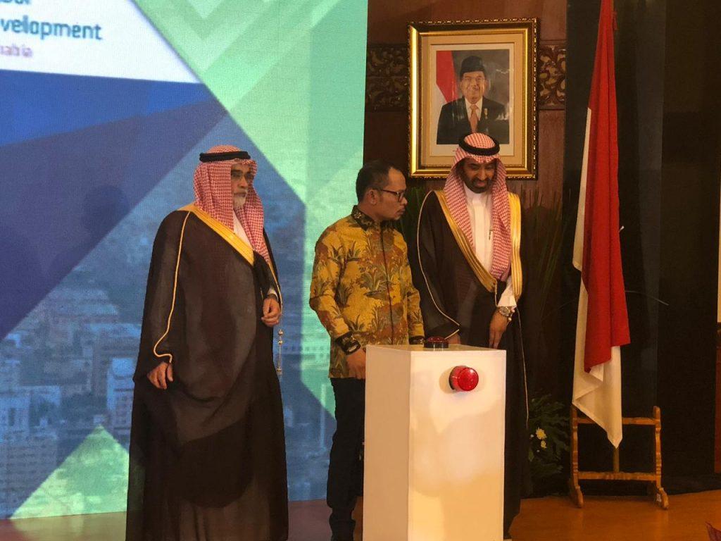 سفير خادم الحرمين الشريفين في إندونيسيا يشهد مراسم توقيع إتفاقية إعادة العمالة الإندونيسية