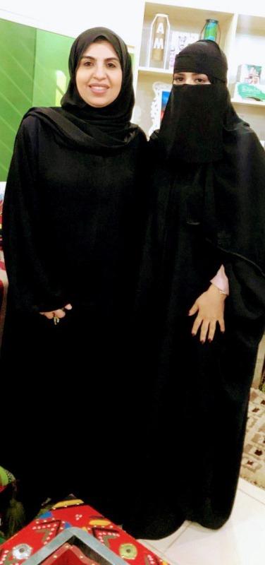 نائبة وزير العمل والتنمية الاجتماعية في ضيافة الكلية التقنية للبنات بالجوف