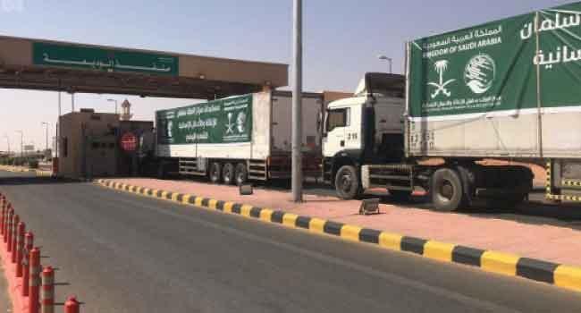 مركز الملك سلمان يواصل مساعداته لليمنيين والسوريين
