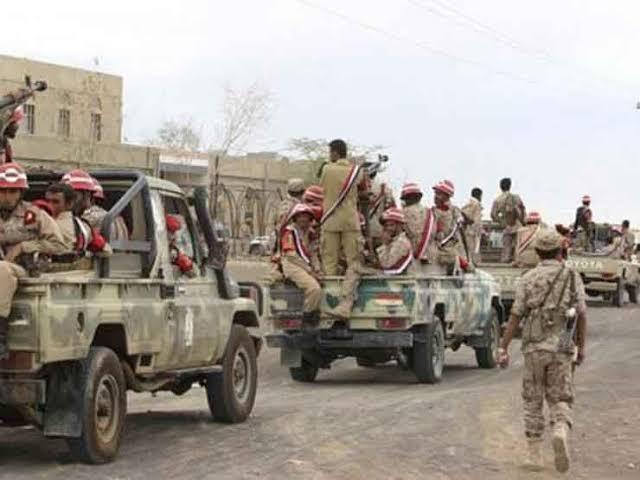الجيش الوطني اليمني يمشط عددًا من المواقعشرق الحديدة