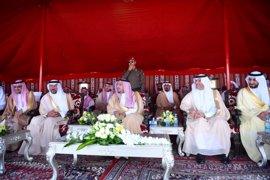 أمير القصيم يفتتح طريق الملك عبدالله في محافظة عنيزة