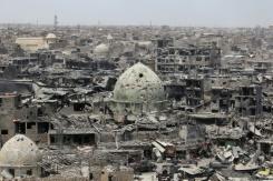 ثلاثة قتلى على الأقلّ في أول هجوم بسيارة مفخّخة في الموصل منذ تحريرها