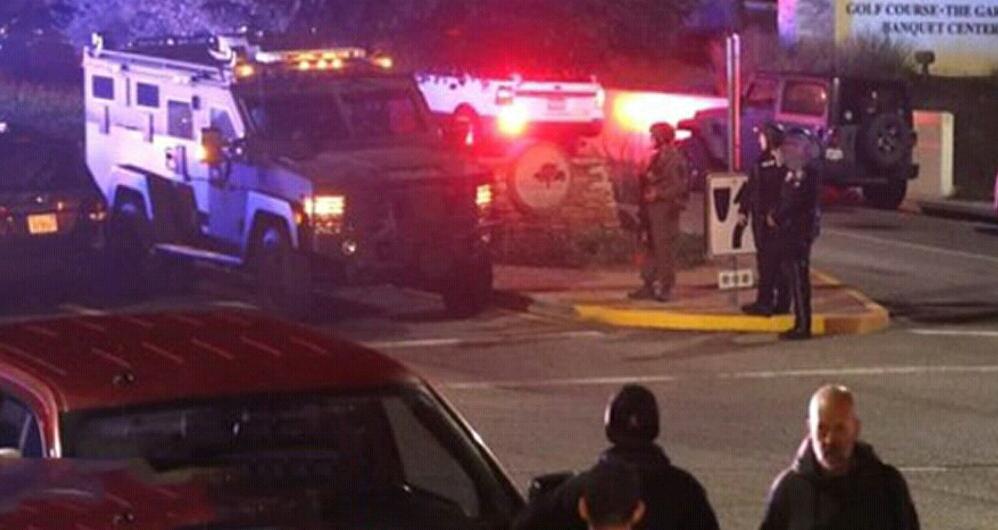 مقتل 13 شخصاً في حادث إطلاق نار بأحد مطاعم كاليفورنيا