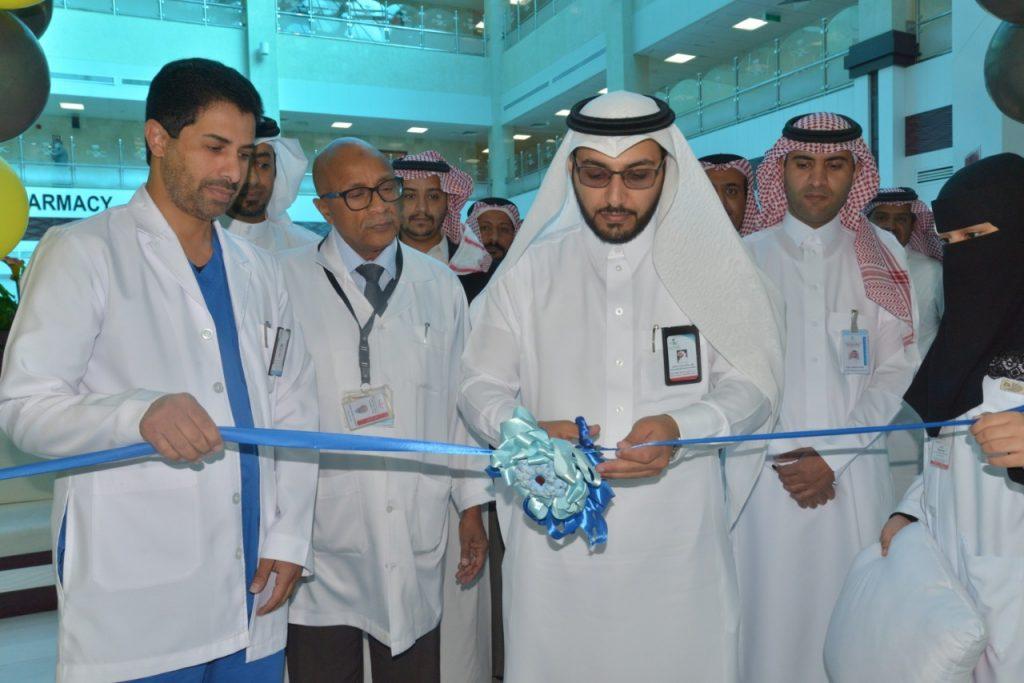 مدير عام شؤون صحة الباحة يُدشِّن اليوم العالمي للإشاعة
