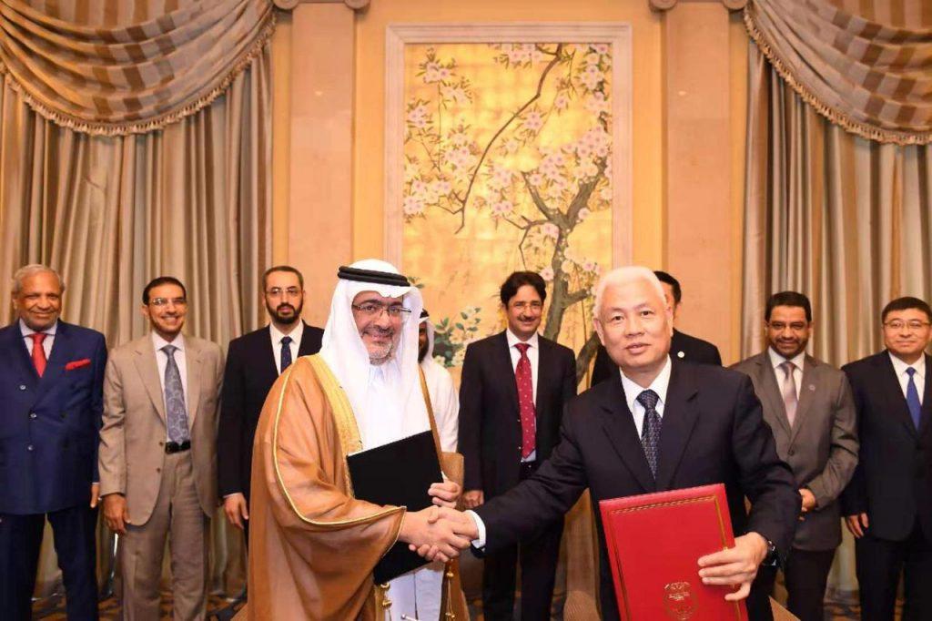 """""""البيئة"""" توقع اتفاقية لتصدير الروبيان إلى الصين"""