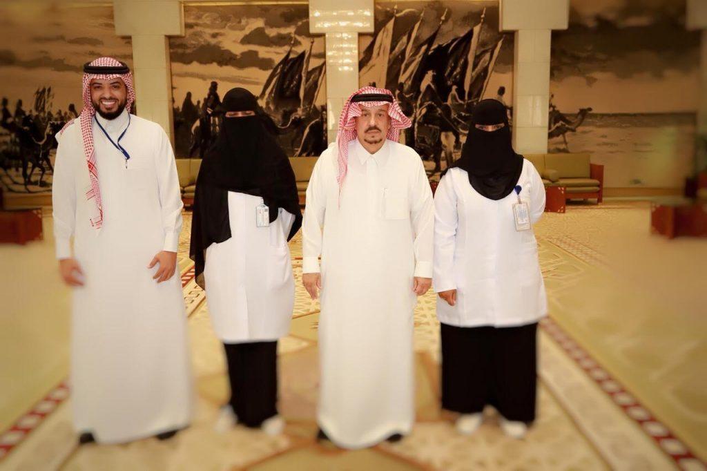 """""""سعود الطبية"""" تتصدر منشآت العاصمة وتحصن 8 آلاف مواطن ومقيم ضد الإنفلونزا"""