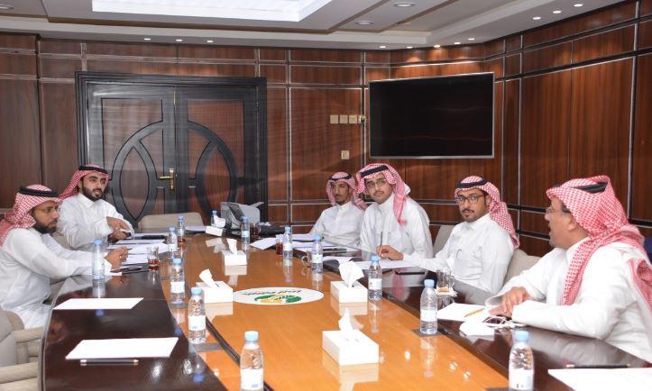 لجنة التدريب بغرفة أبها تعقد إجتماعها الخامس