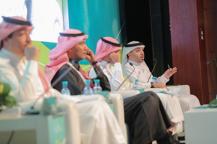 الجلسة الرئيسية لمؤتمر التعصب بجامعة القصيم تناقش الإعلام ودوره في إثارة التعصب