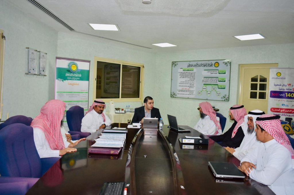 جمعية تحفيظ الجبيل تحوز على تجديد شهادة الأيزو من منظمة عالمية