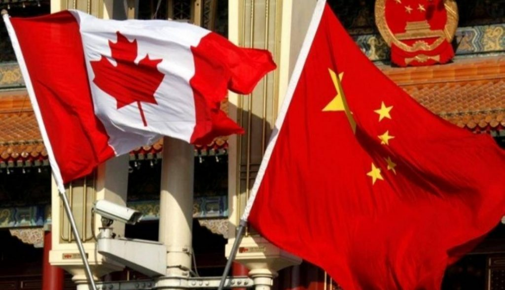 الصين تستدعي السفير الكندي احتجاجاً على توقيف مسؤولة هواوي