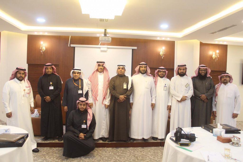 الجمعية السعودية للجودة بالقصيم تحتفل باليوم العالمي للجودة