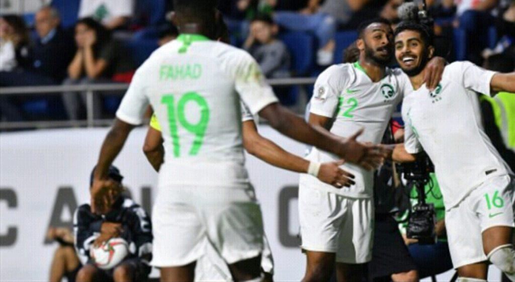 الأخضر يتأهل إلى دور الـ 16 من بطولة كأس أسيا