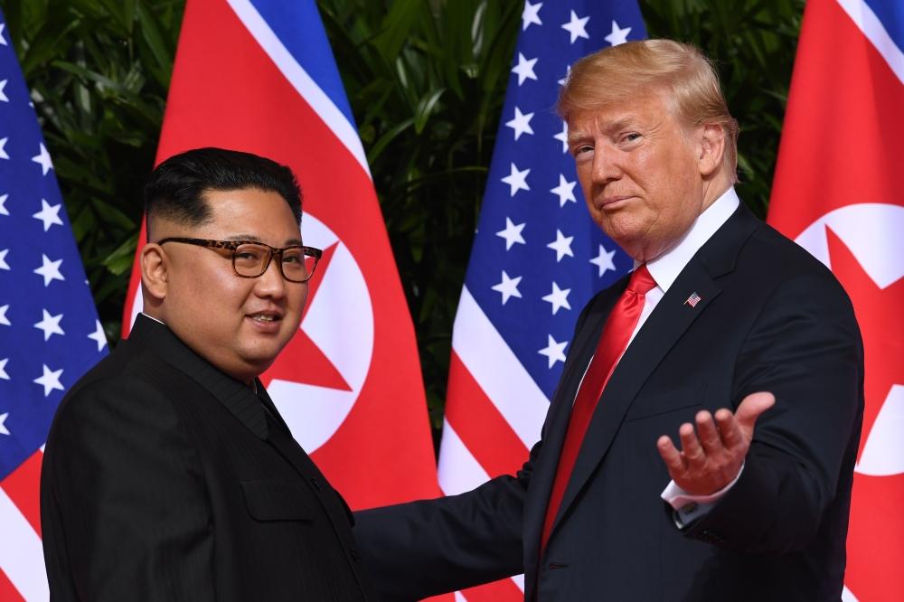 البيت الابيض يُعلن عن موعد القمة بين ترامب وزعيم كوريا الشمالية
