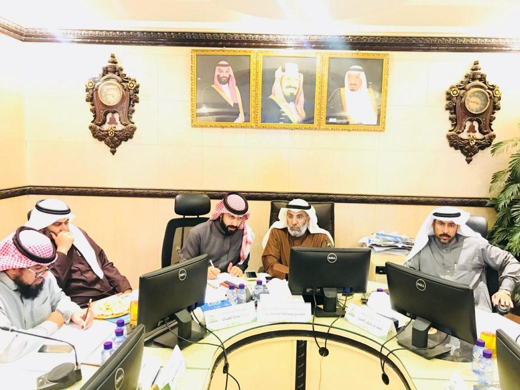 بلدي حائل يعقد اجتماعه الحادي والخمسون بمقر المجلس