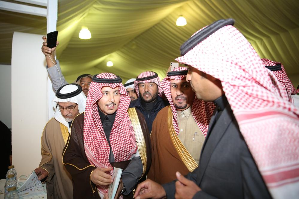 تدشين مهرجان الكمأ الأول بمحافظة حفرالباطن