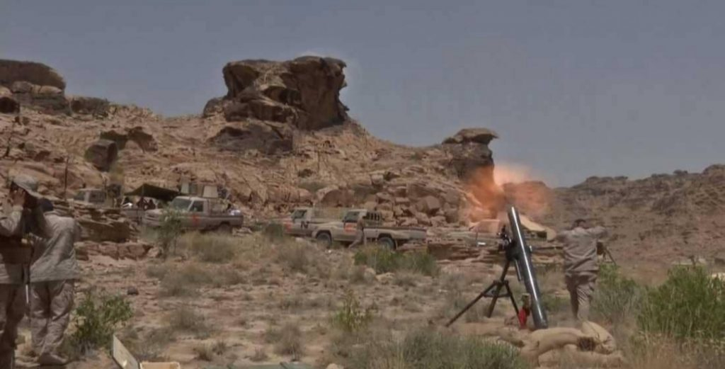 الجيش اليمني يسيطر على مواقع جديدة في محافظة الجوف