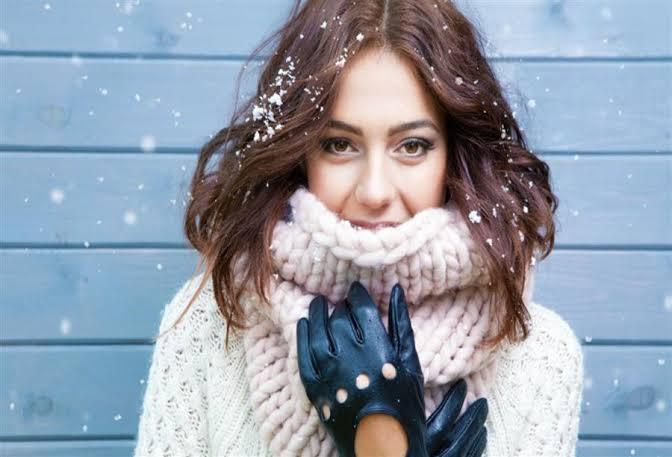 أقنعة منزلية للشعر للتغلب على معاناة الشتاء