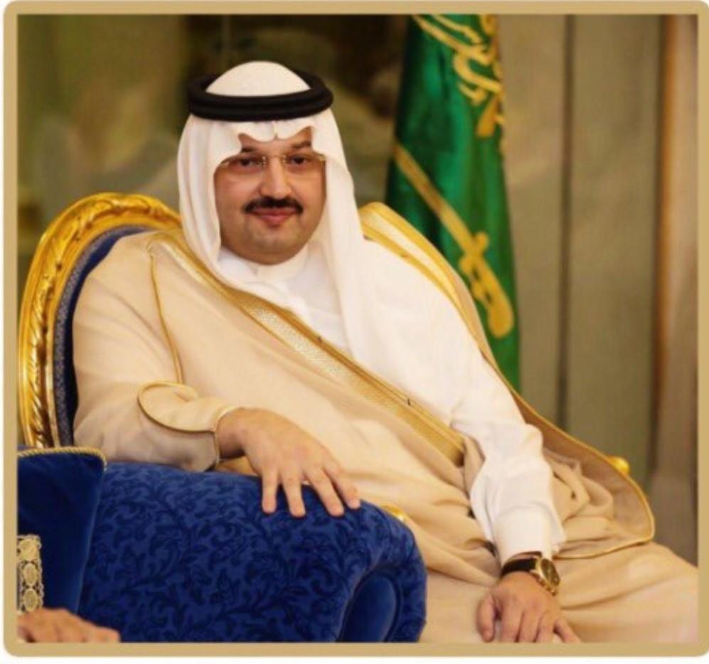 أمير منطقة عسير يعزي أسرة آل دلبوح