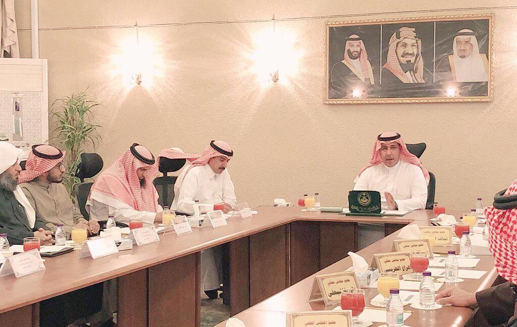 برئاسة محافظ الحناكية المجلس المحلي يعقد جلسته الأولى لهذا العام