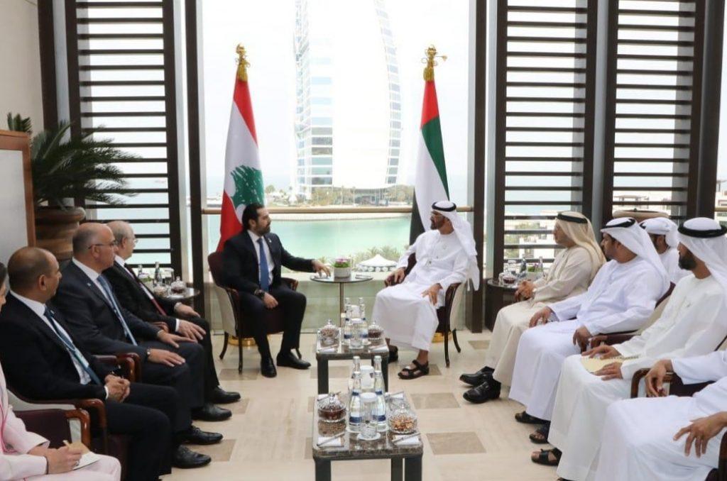 قنصلية لبنان العامة في دبي تنظم حفل استقبال رئيس مجلس الوزراء اللبناني