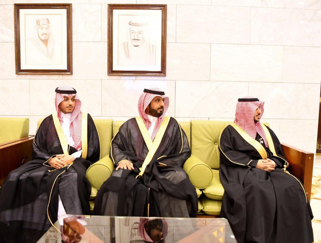 نائب أمير منطقة الرياض يستقبل نائب وزير الشؤون الإسلامية والدعوة والإرشاد