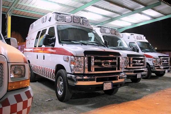 إصابة طفل إثر حادث مروري في بلجرشي