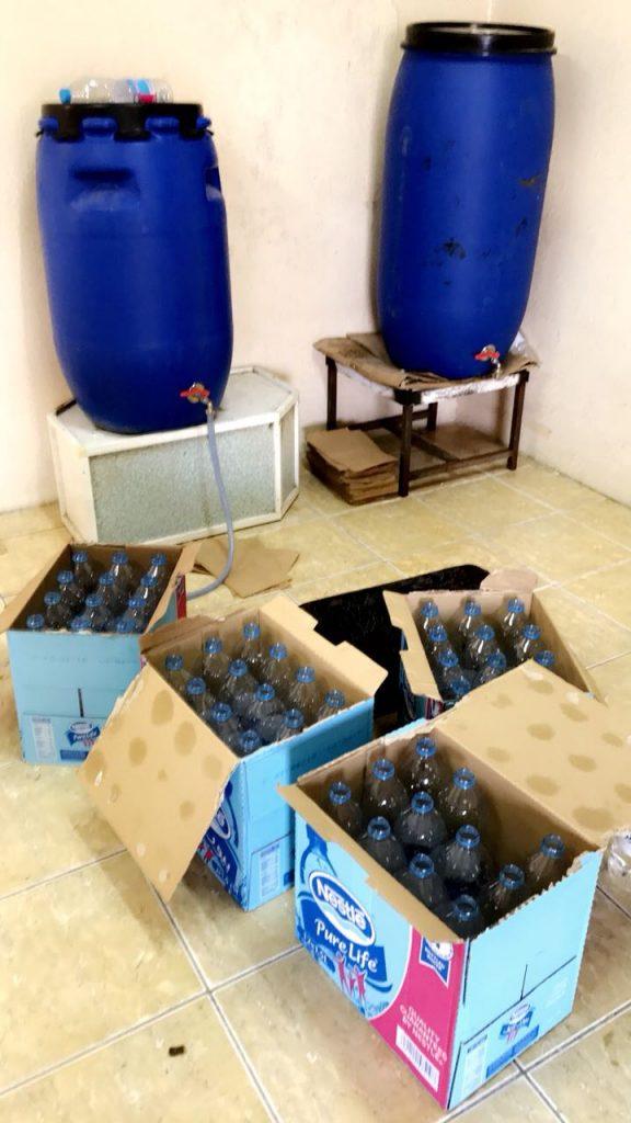 ضبط مصنع للخمور بجدة