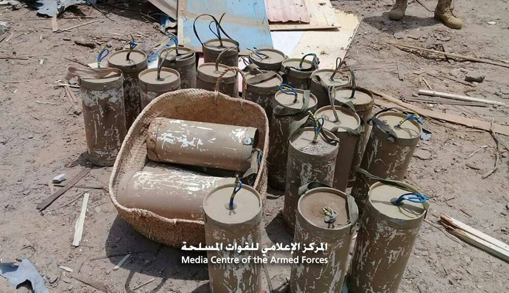نائب رئيس شعبة الهندسة بالمنطقة الخامسة: مليشيات الحوثي حوّلت  مدينة ميدي إلى حقل ألغام