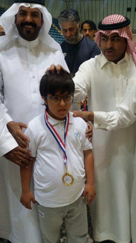 مركز أبها يحقق المركز الأول في بطولة المملكة للأولمبياد الخاص للسباحة