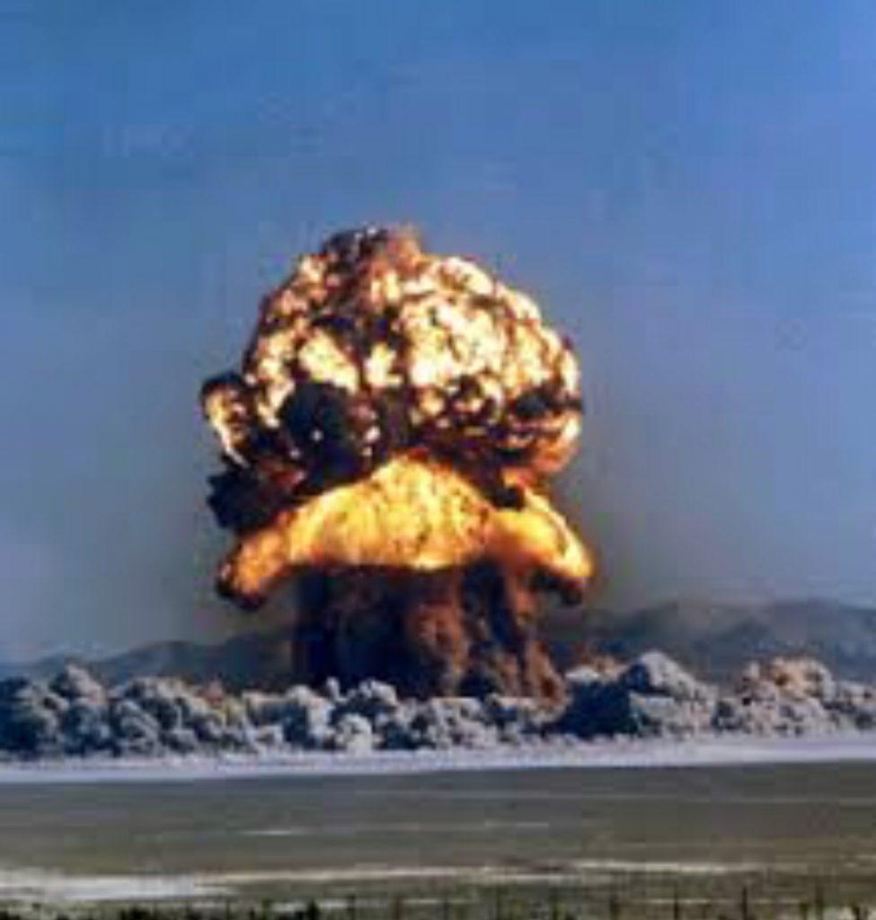 حركة بلوشستان الحرة تعتزم تنظيم إحتجاجات ضد التجارب النووية على أراضيها