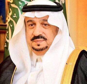 أمير منطقة الرياض على رأس العمل خِلال إجازة عيد الفطر