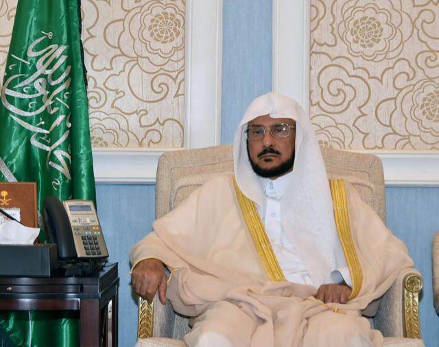 وزير الشؤون الإسلامية إعتمد الخطة العامة لأعمال الوزارة في موسم حج 1439هـ