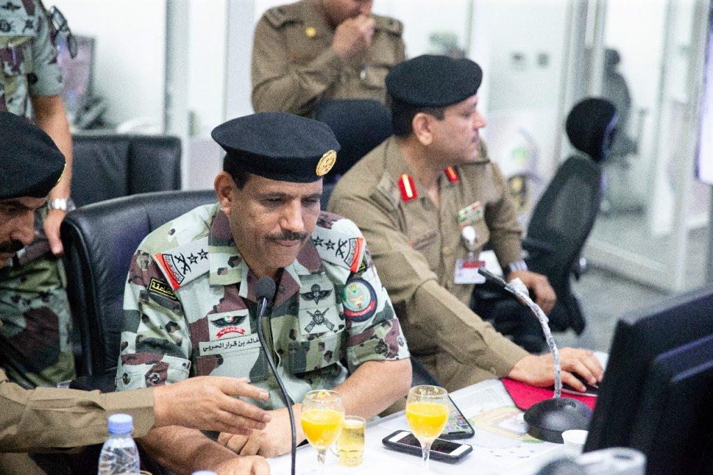 قائد قوات أمن الحج  يتابع الاستعدادات  لاستقبال ضيوف الرحمن وتقديم الخدمات الأمنية والمرورية