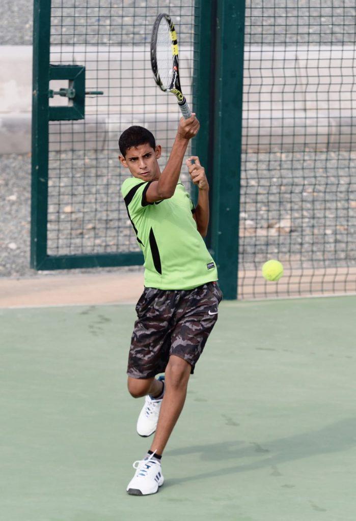 مواجهة يمنية أردنية في نهائي آسيوية التنس الثالثة
